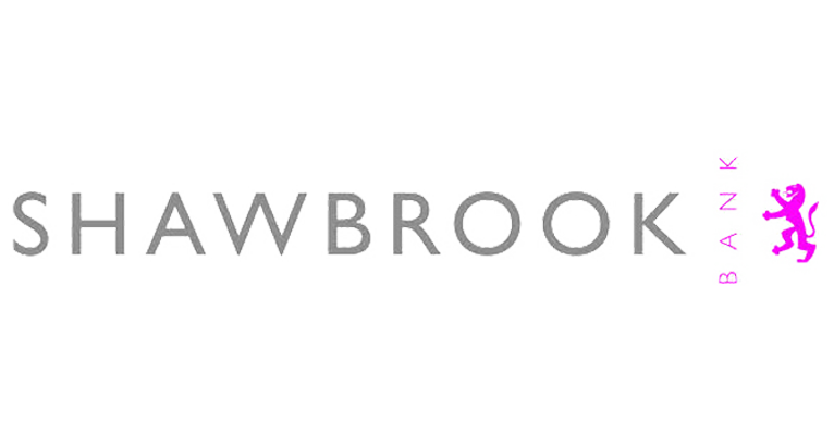 Shawbrook Bank Logo. A client Of Target Group