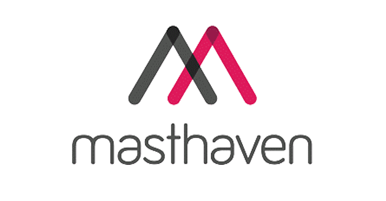 Masthaven Logo. A client Of Target Group